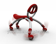Pewi Red Ride-On - Ride-On Toys by YBIKE (PIW1)