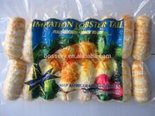 frozen surimi lobster tail