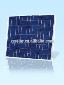 40w Poly-crystalline Sillicon Photovoltaic Solar Panel