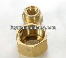 hydraulic brass fitting