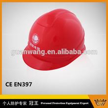 CE EN397 ABS work/construction/industry /insulation safety helmet