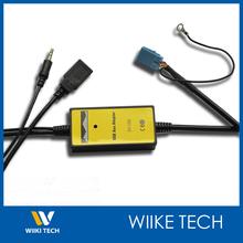 Mini ISO 8P Wiiki-Tech usb adapter for car audio