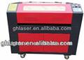 Gh 6040 mini laser máquina de gravura/bebê vestido de corte/baratos da china