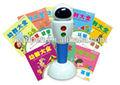 التربيه العابأجهزة لرياض الأطفال القراءة القلم oem الصينية لعبة أطفال