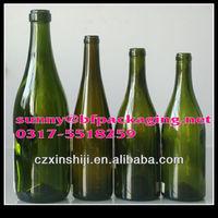 750ml glass wine bottle wholesale