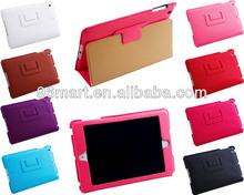Ultra slim Protective PU Leather Case Folio Stand Cover For iPad Mini 2