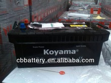 Dry Heavy Duty Acid Car battery 12V200AH Manufacturer in Guangdong