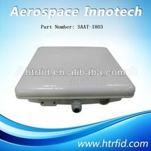 long range parking reader, Integrated UHF RFID Reader, 860-960MHz, built-in 9dBi Circular Polarization antenna