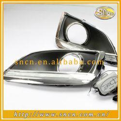 Factory price Car Specific LED DRL hyundai ix35 daytime running light hyundai ix35 DRL