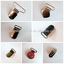 High Quality Suspender Clips(factory supply)/alligator clip for binding