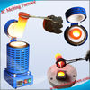 1-4KG Electric Mini Jewelry Tools,Gold Smelting Furnace