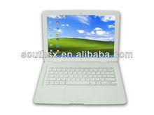 """popular 13.3"""" mini laptop Best Buy ATOM D2500 Dual core 1.86GHz"""