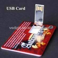 USB Business Card Custom USB Card