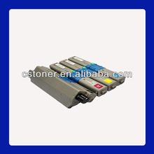 Refill toner cartridge for OKI C321dn with neutral packing box