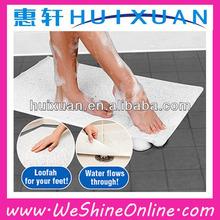 High quality Anti-Slip Bath room rug / shower mat / Shower Rug