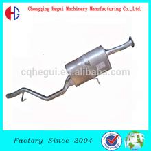 super weld 12L auto exhaust oval universal muffler silencer