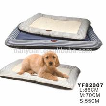 Plush Cheap Warming Folding Dog Bed
