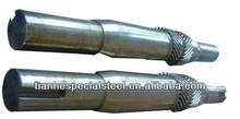 High Quality Special Steel Worm Gear Shaft