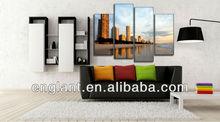 New York Skyline Panorama digital print canvas frames