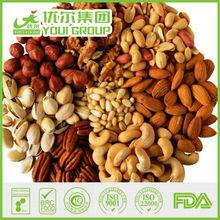 OU/ BRC/ FDA ,popular roasted Walnuts/ Almonds/Hazelnut/ Cashews/ Peanuts
