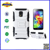 Hybrid Shockproof Silicone Hard Stand Case For Samsung Galaxy S5