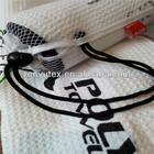 Microfiber Printed Golf Towel with Logo Mesh Bags