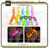 2014 New Fashion Silknet LED Bling Dog Harness