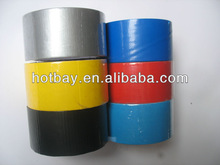 multi color adhesive LDPE duct cloth tape