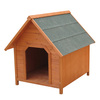 Unique wooden eco-friendly dog Kennel DK008
