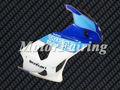 carenado de la motocicleta para suzuki gsxr 1000 k1 k2 k3 k4 kits del cuerpo de la motocicleta de fibra de vidrio