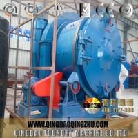 Q31 Series Barrel/Drum Shot Blasting Machine,Rolling Drum Shot Blasting Machine