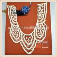 wholesale cotton suits neck designs/high quality cotton collar design