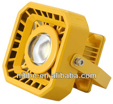 oil gas ATEX 50W led explosion proof ex floodlight