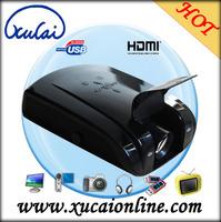 500 lumens Lowest Price Mini LED Projector with HDMI/USB/TV/AV/VGA Ports XC-089