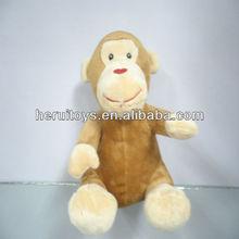 hot sale animal stuffed toy monkey plush&Dongguan factory product toy stuffed&high quality plush animal toy monkey
