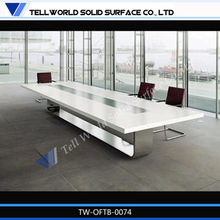 high quality luxury office furniture tables design,white meeting table designs