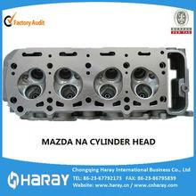 Petrol Engine Cylinder Head for Mazda B2200 8839-10-100A F80410100G