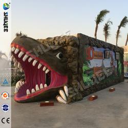Moving Dinosaur 5D Cinema Cabin, 5d Mini Cinema Sale for City Park