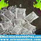 3% blue silica gel desiccant packets in bag