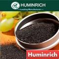 huminrich alta nutrição 60ha sódio humate fertilizante de peixe
