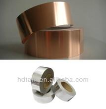 self adhesive copper foil tape roll Conductive