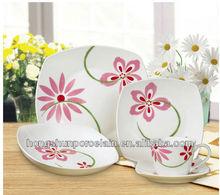 30pcs porcelain tableware / tableware porcelain