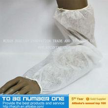 PE arm length sleeve/ disposable sleeve/ HDPE long sleeve cover Over Sleeve