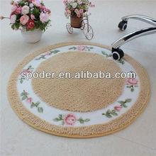 2014 Fashion Wholesale China Modern Round Table Mat
