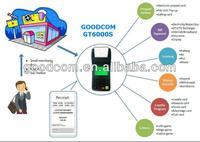 GOODCOM POS Software Handheld pos terminal for E-voucher, Prepaid airtime, Lottery program