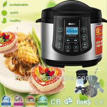 Multifunctional corned beef pressure cooker