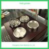 manual metal herb grinder