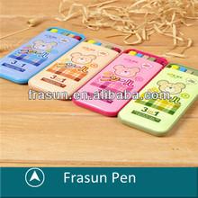 Fantastic Lovely 5 In 1 Highlighter Candy Color Glitter Gel Pen Set