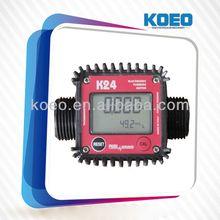 Best Type Digital Flow Meter Water,K24 Fuel Flow Meter