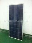VDE IEC, CSA-UL 100W poly solar panel